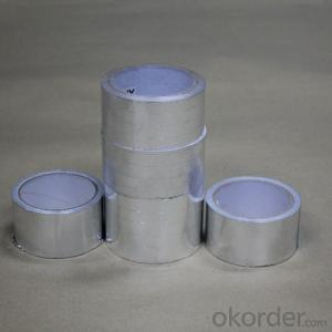 Aluminum Foil Tape for HVAC System, Refrigerate, Air Condioning and Insulation-T-F3004FR