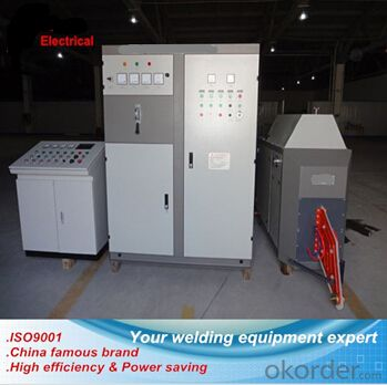 PLC control tube mill solid state high frequency welding machine