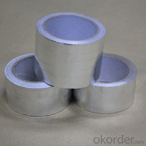 Aluminum Foil Tape for HVAC System, Refrigerate, Air Condioning and Insulation-T-FSK