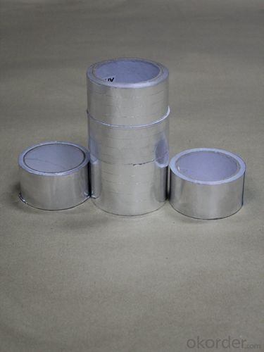 Aluminum Foil Tape for HVAC System, Refrigerate, Air Condioning and Insulation