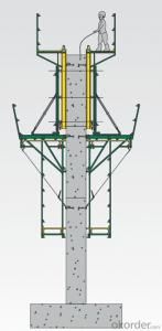 PJ240 of Cantilever Formwork for Construction Building and Other Constructions