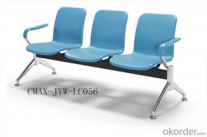 Plastic Public Waiting Chair with nice Price  CMAX-JYW-LC056