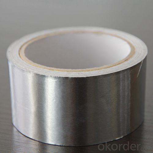 Aluminum Foil Tape for HVAC System, Refrigerate, Air Condioning and Insulation-F2204FR