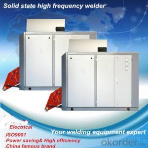 700kw solid state high frequency inverter welder