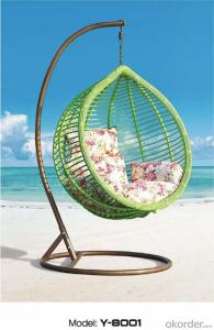 Wholesale Rattan Furniture Cheap Patio/Outdoor Swing Sets for Adults