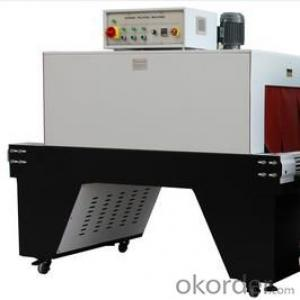 FULLY AUTO VERTICAL L BAR SEALER SHRINK TUNNEL
