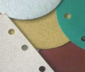 Abrasive Tools Sanding Paper Disc of Different Size