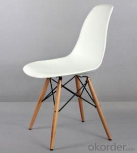 wood eames chair chinese restaurant cheap modern