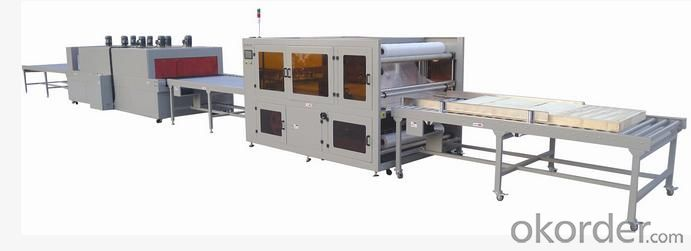 FULLY-CLOSED HORIZONTAL DOUBLE SIDE SEALER & SHRINK TUNNEL