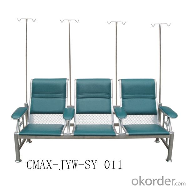 3 Seater Waiting Chair for Hospital Area  CMAX-JYW-SY011