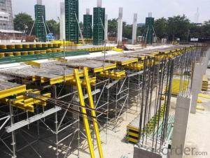 Timber Beam Wall and Column Formwork High Quality