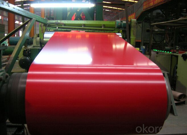 Environmental Color Coated Galvanized steel Coil