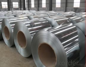 SGCC Hot Dipped Zinc Galvanized Steel Coil for Construction
