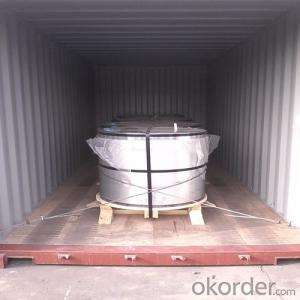 Electrolytic Tinplate of  High Quality for Metal Container