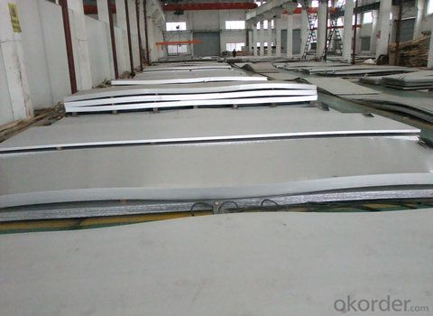 Stainless Steel Sheet in Low Price with Mill Test Certificate