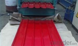 color Coated galvanized Cold Rolled Steel Coil