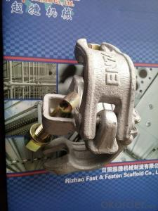 90 Degree Scaffolding Clamp Coupler for construction