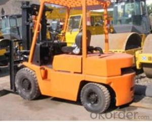 Forklift: FL510B, All hydraulic control system, load sensor, simple operation