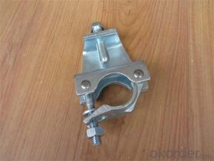 scaffold  Drop Forged board retaining /Girder  coupler