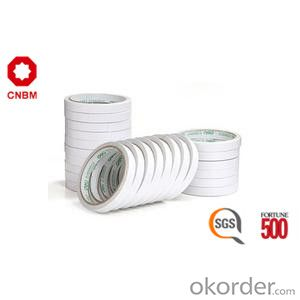 Double Sided Tissue Tape White Color China's Top Brand