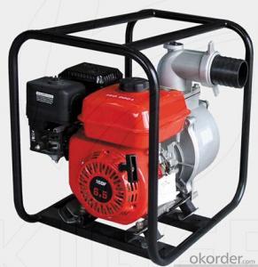2Inch Centrifugal Pump(Gasoline Pump) for Irrigation Industry