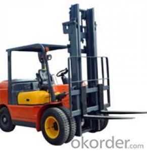 Forklift: FL530Q,Ergonomic design, comfortable operation;