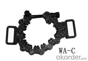 Safety Rotary Slip of Type WA-C with API 7K Standard