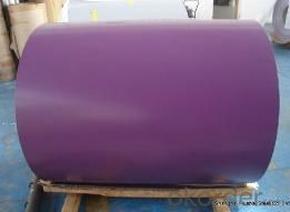 Color Coated Alu-zinc Steel Coil PPGP for building