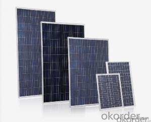 Solar Panel with High Quality and Different Effiency from CNBM