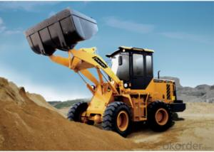 Wheel-loader: FL936F-II, WEICHAI WP6G125E22 Engine