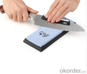 Knife Sharpening Stone 600# Diamond Whetstone
