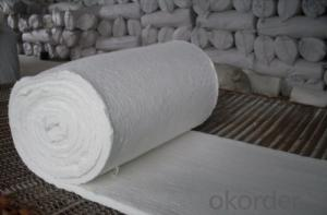 Ceramic Fiber Blanket single needled with CNBM quality