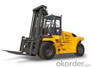 Forklift: FL550D,. Intelligent LCD, Simple and Convenient Operation