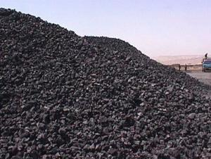 Metallurgical    Coke  of the  size  30-80mm