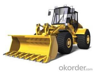 Wheel-loader: FL955F-II,Equipped with the Famous WEICHAI Engine