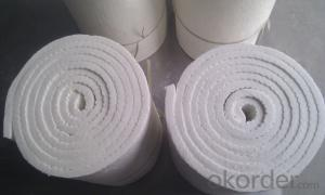 Ceramic Fiber Blanket for Heat Insulation