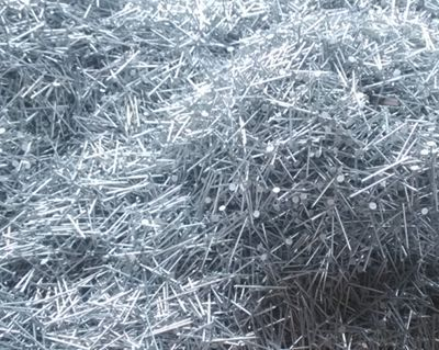 Galvanized Roofing Steel Nails  for Industrial