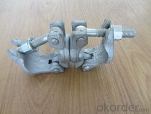 American type Drop forged  scaffolding  clamps