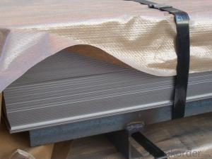 Stainless Steel Sheet with Corrugated Method