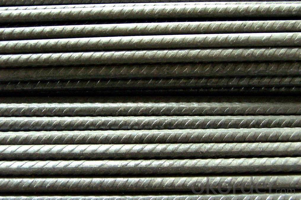 Hot Rolled Deformed Bar ou Reinforcement Bar ASTM A615 6mm-50mm