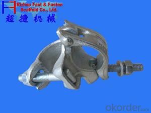 British Type Forged  scaffolding  couplers