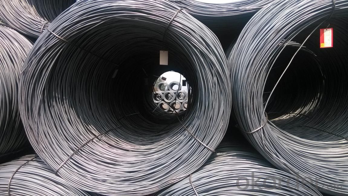 Steel Wire Rods Hot Rolled High Carbon First Class Quality Best Seller