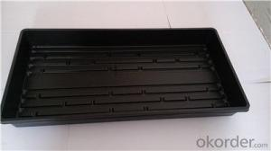 Plastic Seedling Tray /Plastic Flower Tray, Seeding Tray