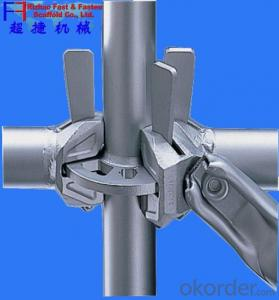 Scaffolding Ringlock ledger /cross brace