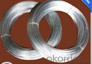 Electro Gavalnized Wire Black Iron Wire for Construction