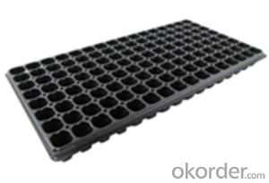 Plastic Growing Tray/Plastic Seed Tray/Plastic Seed Planter /Nursery Tray/Seed Tray
