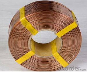 Flat Wires Raw Material for  Industrial Staples or Furniture Staples