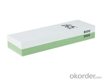 Diamond Knife Sharpener 3000#8000# Oil Sharpening Stone