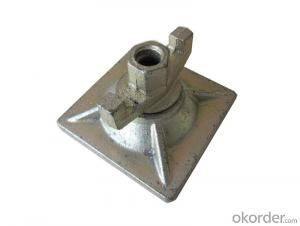 Tie rod  Wing Nut    Formwork Accessory