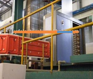 1200kw solid state high frequency welder